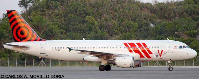 Air Canada Airbus A320 Decal