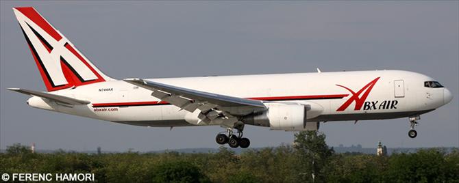 ABX Air Boeing 767-200 Decal