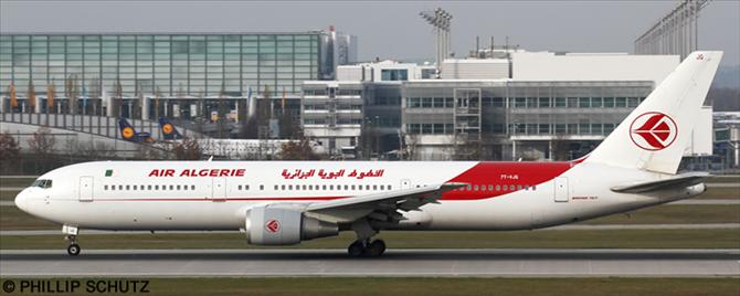 Air Algerie -Boeing 767-300 Decal