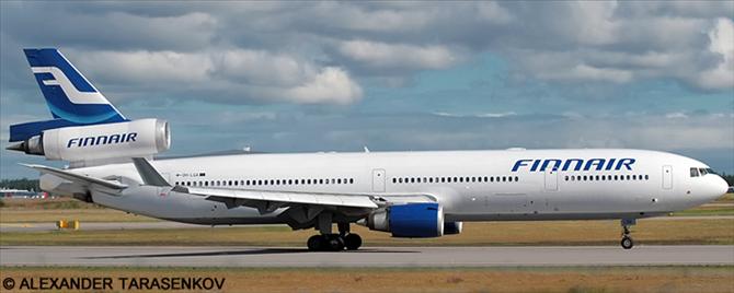 Finnair McDonnell Douglas MD-11 Decal