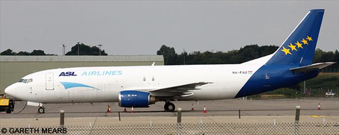 ASL Airlines, Farnair -Boeing 737-400 Decal