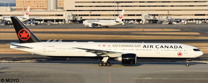 Air Canada -Boeing 777-300 Decal