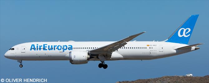 Air Europa Boeing 787-9 Decal