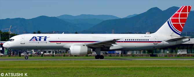 ATI Air Transport International Boeing 757-200 Decal
