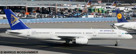 Air Astana -Boeing 757-200 Decal
