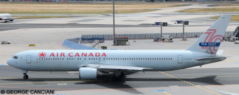 Air Canada -Boeing 767-300 Decal