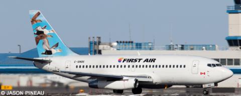 First Air --Boeing 737-200 Decal