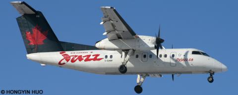 Air Canada Jazz -DeHavilland Dash 8-100 Decal