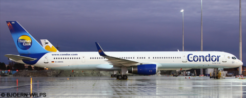 Condor -Boeing 757-300 Decal