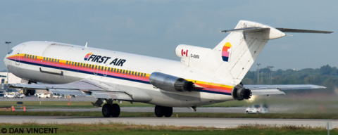 First Air -Boeing 727-200 Decal