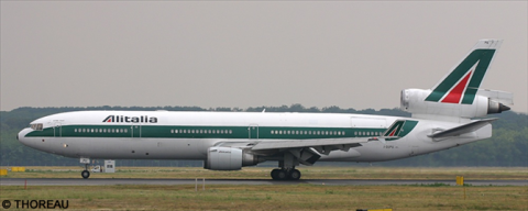 Alitalia McDonnell Douglas MD-11 Decal
