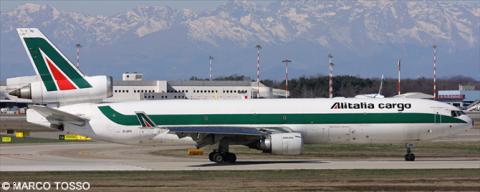 Alitalia Cargo McDonnell Douglas MD-11 Decal