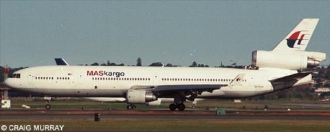 MASkargo McDonnell Douglas MD-11 Decal