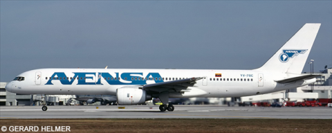 Avensa -Boeing 757-200 Decal