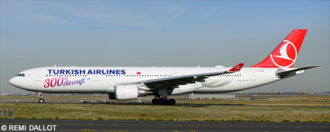 Turkish Airlines -Airbus A330-300 Decal