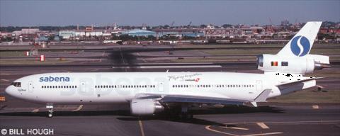 Sabena McDonnell Douglas MD-11 Decal