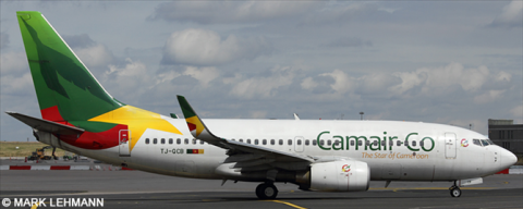Camair-Co -Boeing 737-700 Decal