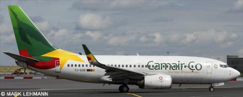 Camair-Co -Boeing 737-700 Decal