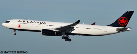 Air Canada -Airbus A330-300 Decal