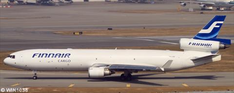 Finnair Cargo McDonnell Douglas MD-11 Decal