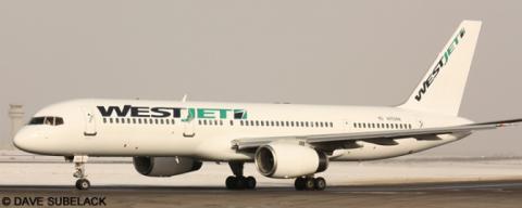 Westjet -Boeing 757-200 Decal