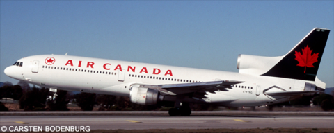 Air Canada -Lockheed L-1011-100 Tristar Decal