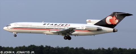 Starjet, Cargojet -Boeing 727-200 Decal