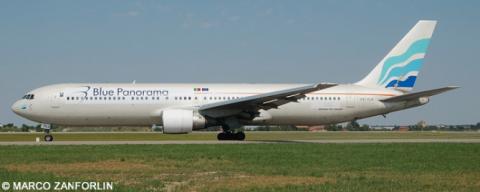 Blue Panorama, EuroAtlantic Airways -Boeing 767-300 Decal