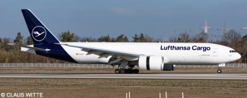 Lufthansa Cargo -Boeing 777-200 Decal