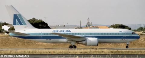 Air Aruba, Air Holland -Boeing 767-200 Decal