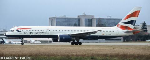 British Airways -Boeing 757-200 Decal