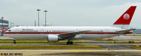 Meridiana -Boeing 767-300 Decal