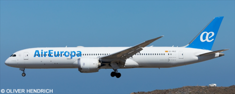 Air Europa Boeing 787-9 Decal