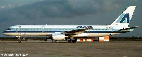 Air Aruba, Air Holland Boeing 757-200 Decal