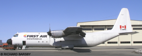 First Air Lockheed C-130 Hercules Decal