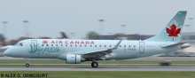Air Canada -Embraer E175 Decal