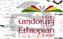 Ethiopian Cargo McDonnell Douglas MD-11 Decal