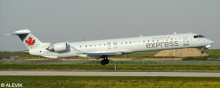 Air Canada Express, Air Canada Jazz --Bombardier CRJ 705/900 Decal