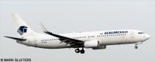 Aeromexico, Transavia --Boeing 737-800 Decal