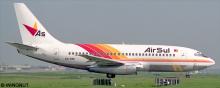 Air Sul -Boeing 737-200 Decal