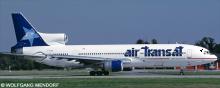 Air Transat -Lockheed L-1011-100 Tristar Decal
