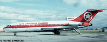 Air Canada Cargo -Boeing 727-100 Decal