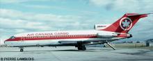 Air Canada Cargo -Boeing 727-100 Decal