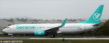 Serene Air -Boeing 737-800 Decal