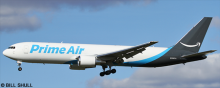 Amazon Prime Air, Atlas Air -Boeing 767-300 Decal