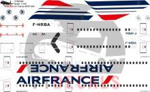 Air France -Boeing 787-9 Decal