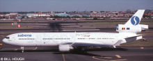 Sabena McDonnell Douglas MD-11 Decal