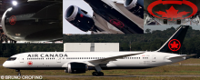 Air Canada -Boeing 787-9 Decal
