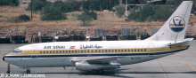 Air Sinai -Boeing 737-200 Decal