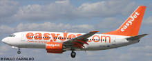 EasyJet -Boeing 737-700 Decal